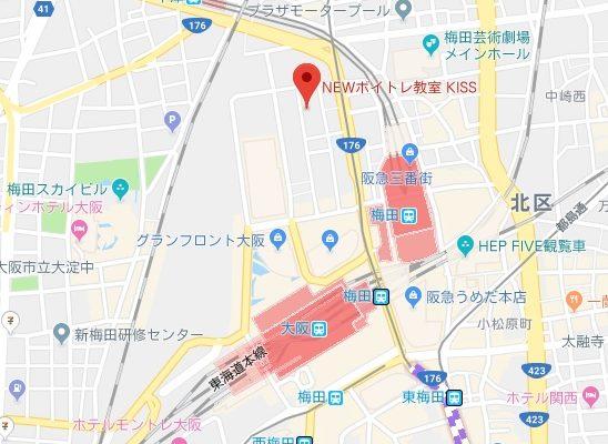神戸から約30分!楽々通えるボーカルスクールKISS