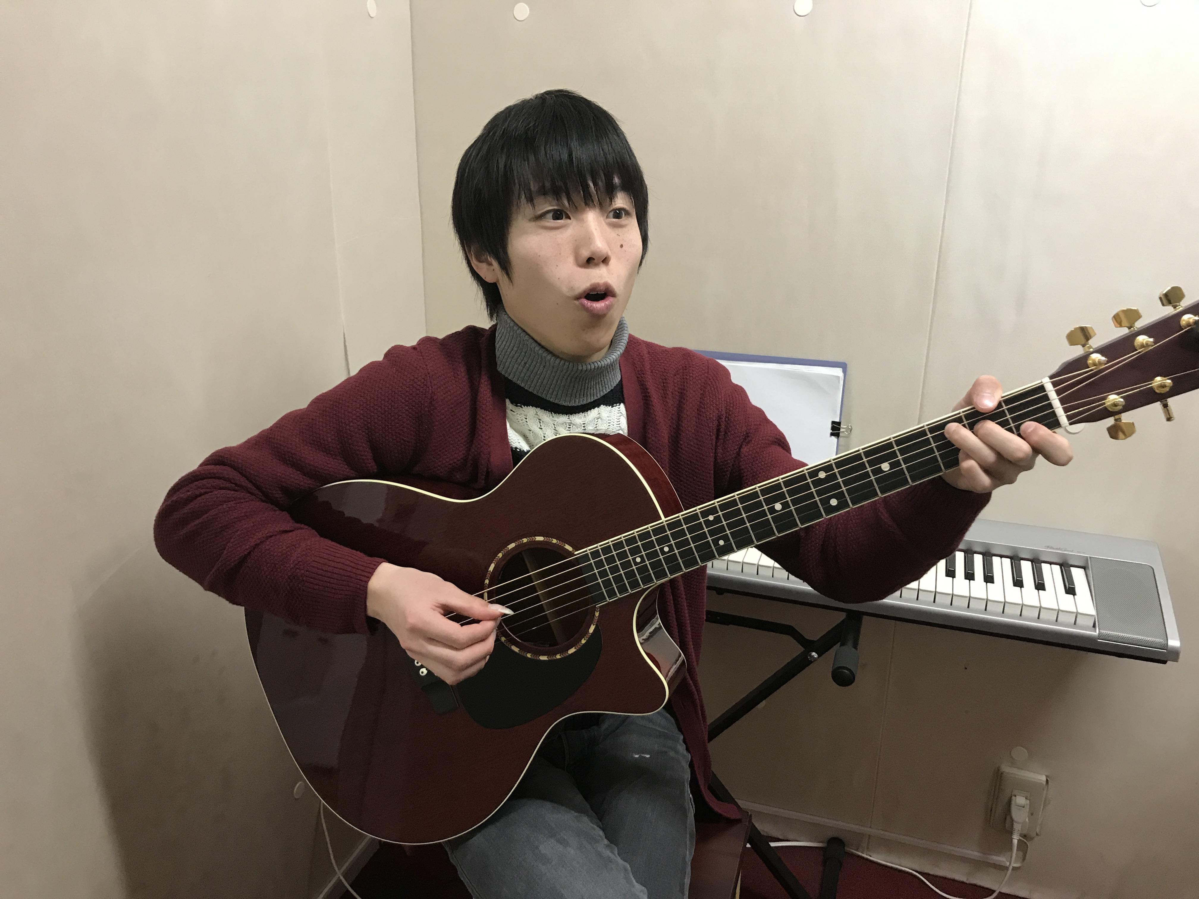 大阪・ボーカル教室