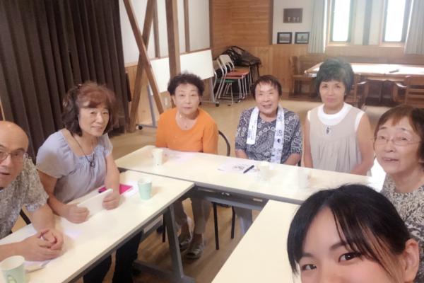 健康を求める方へ『高齢者セミナー』やりました@大阪ボイストレーニング