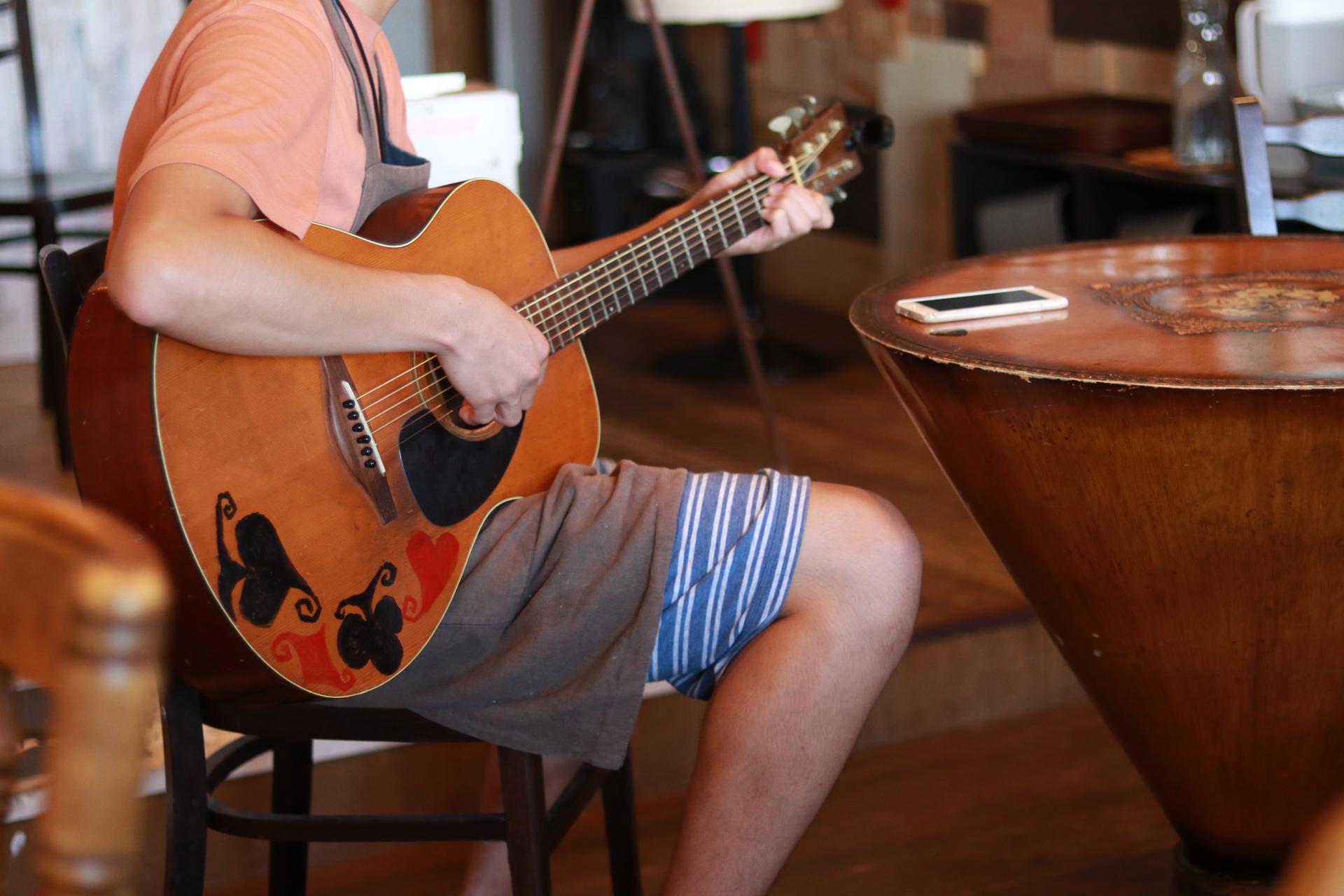 歌が上手い人・秘密・練習